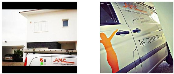 Amc Van Security Systems Cyprus