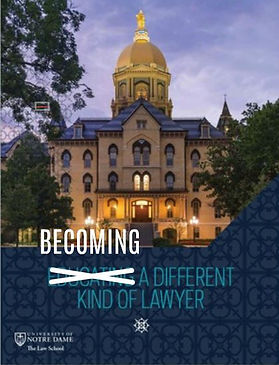 Becoming a Different Kind of Lawyer Cove