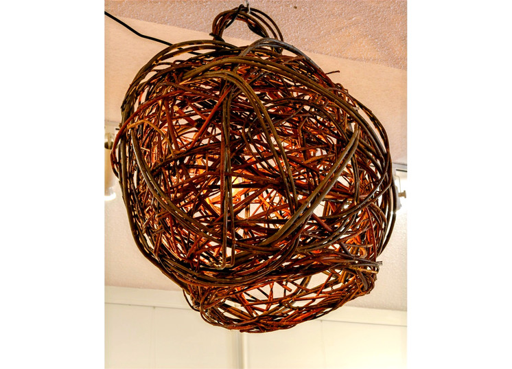 Willow Sphere Lampshade  Anneh Kessels