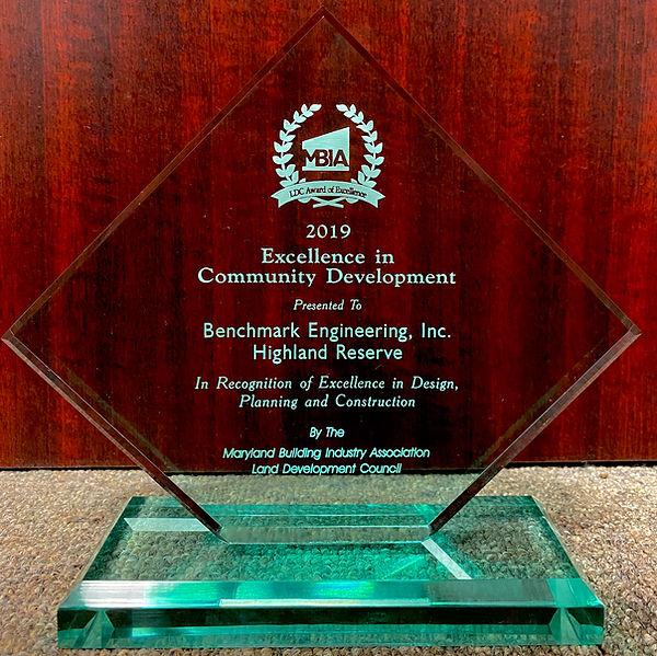 Highland Reserve Award.jpg