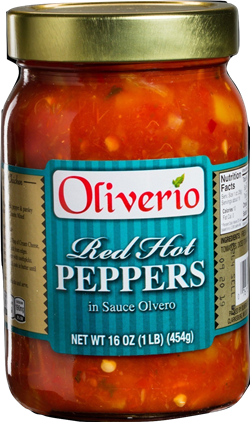 Red Hot Peppers in Sauce