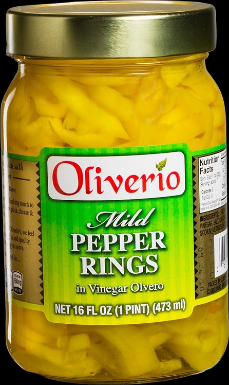 Mild Rings in Vinegar
