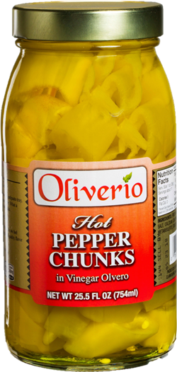 Hot Chunks in Vinegar
