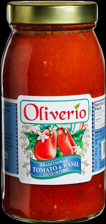 Tomato & Basil (Marinara Sauce)