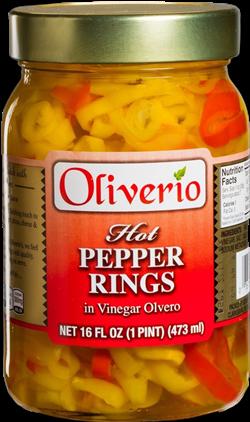 Hot Rings in Vinegar