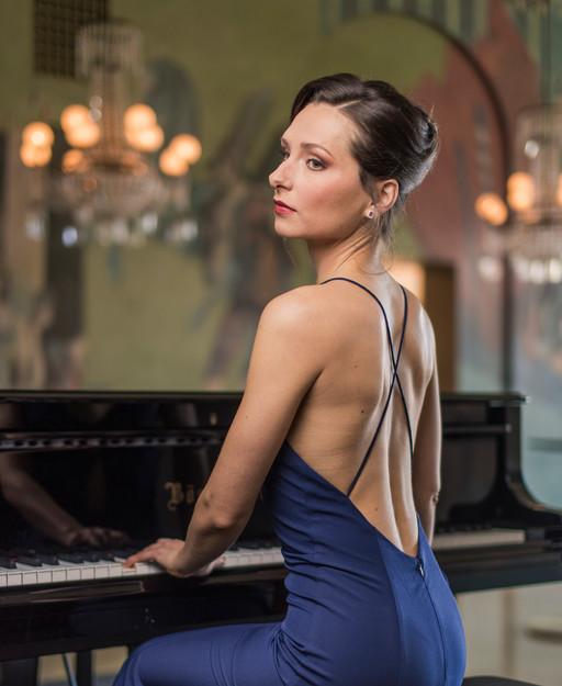 Camille Schnoor, photo ba Hagen Schnauss