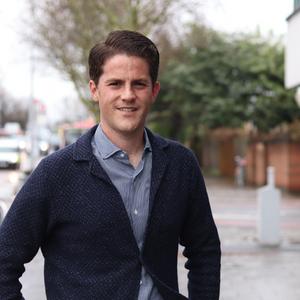 Interview with Johnny McKinstry