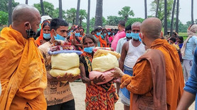 """Báo cáo chi thu cho chương trình gây quỹ """"Hướng về Ấn Độ & hỗ trợ các nạn nhân của đại dịch COVID"""""""
