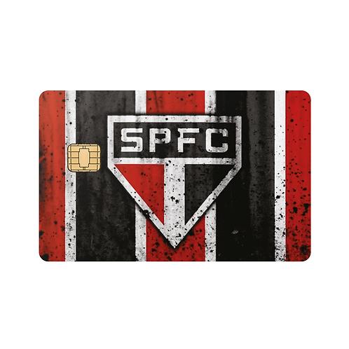 SPFC BRASÃO - COVER