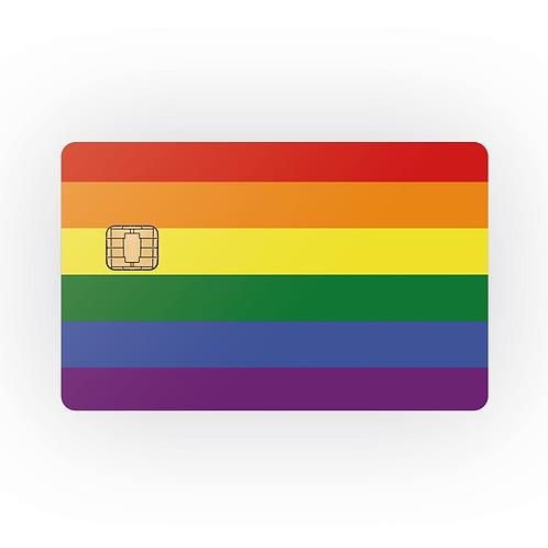 BANDEIRA LGBT - COVER