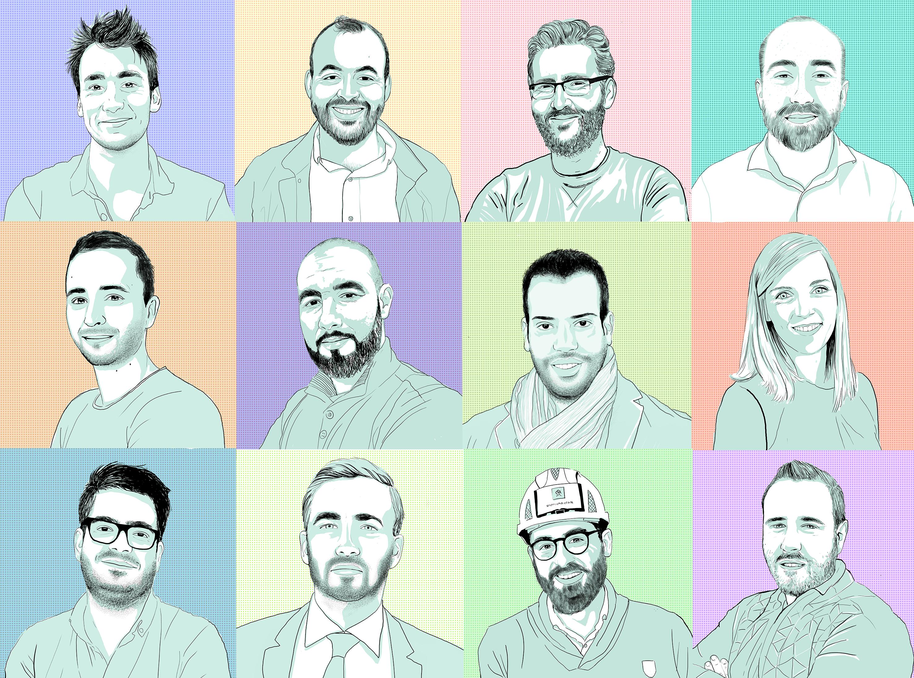 portraits - site Balas