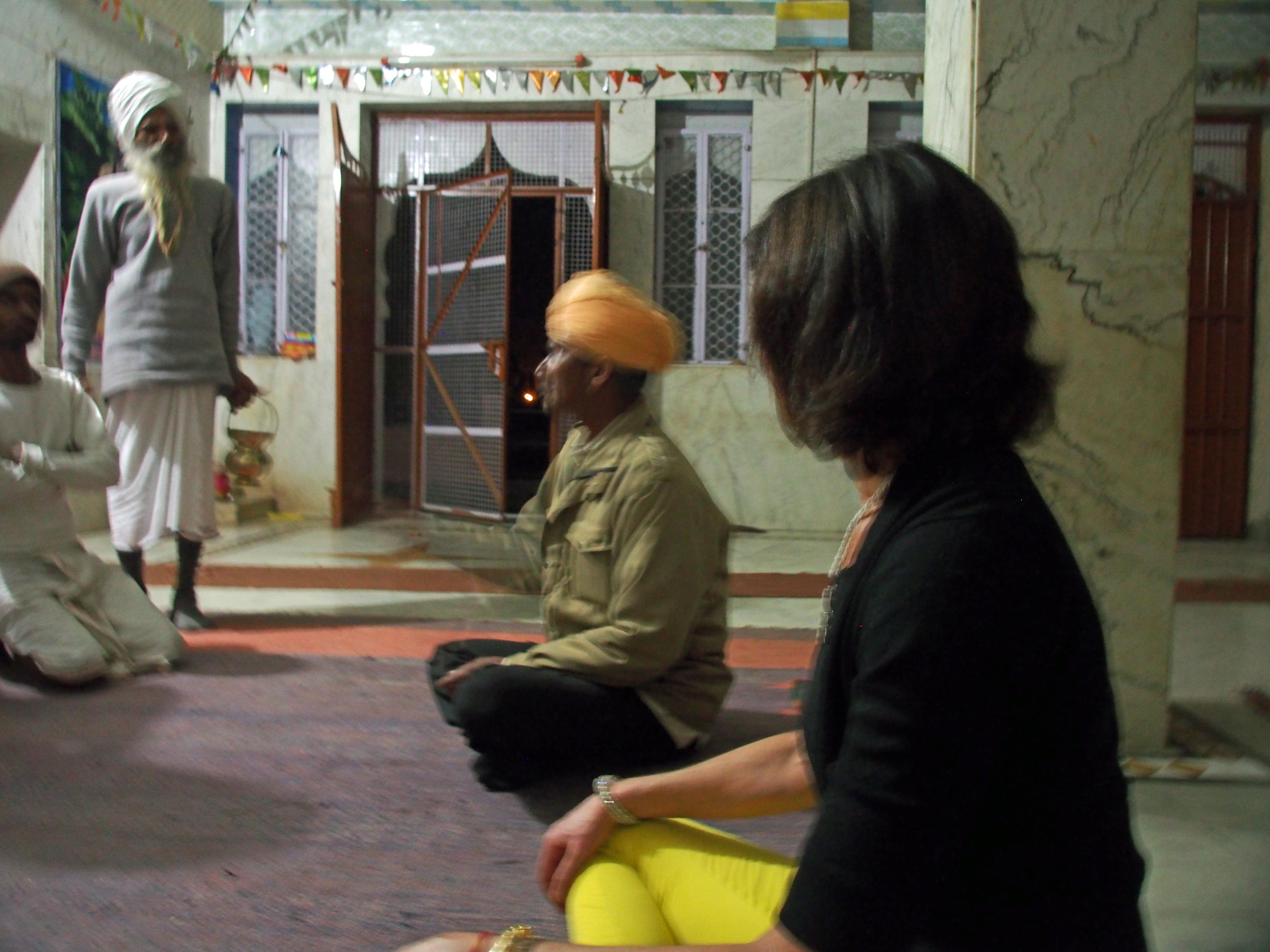 Hindu service, Ajabgar Valley