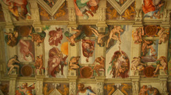 Sistine Chapel, the Vatican