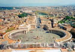 Vatican Plaza, Rome