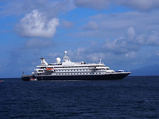 Luxury Cruiseship