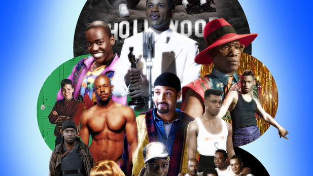 Black, Gay & On Screen