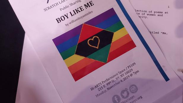 Boy Like Me