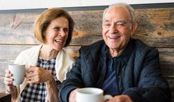 anziani sorriso