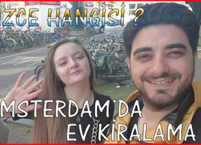 Amsterdam'da Ev Tutabildik mi ?