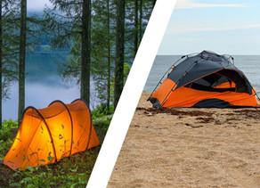 Kamp Alanı Seçerken Nelere Dikkat Etmeliyiz ?