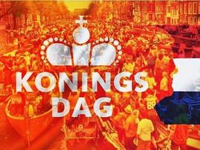 Hollanda'da King's Day Nasıl Kutlanır?