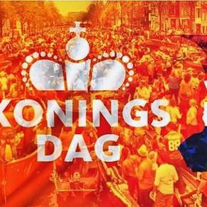 Hollanda'da King's Day