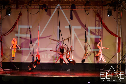 Elite Aerial Arts: Mixed Aerials