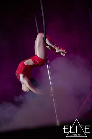 Elite Aerial Arts: Lyra Pole