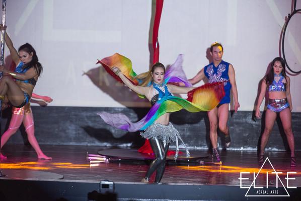 Elite Aerial Arts: Belly Dance