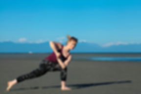 Bowen Island Yoga Retreat