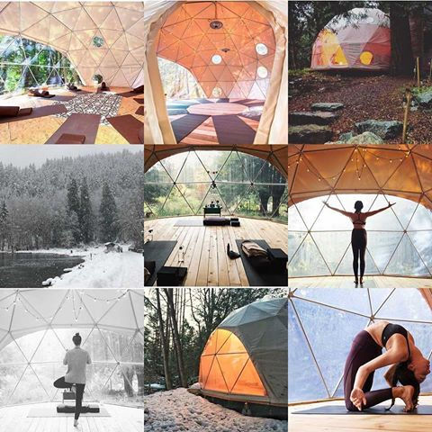 Bowen Island Yoga Retreat