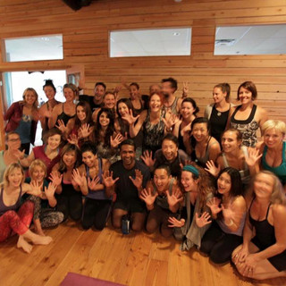 Shanti Yoga re-opened in a new space