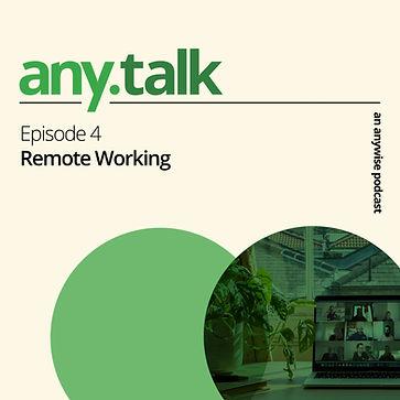 Any.Talk Podcast Episode 4