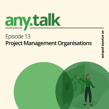 Any.Talk Podcast Episode 13 - PMOs