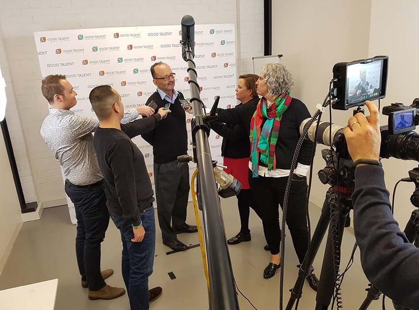 Free digital crisis media consultation with Good Talent Media