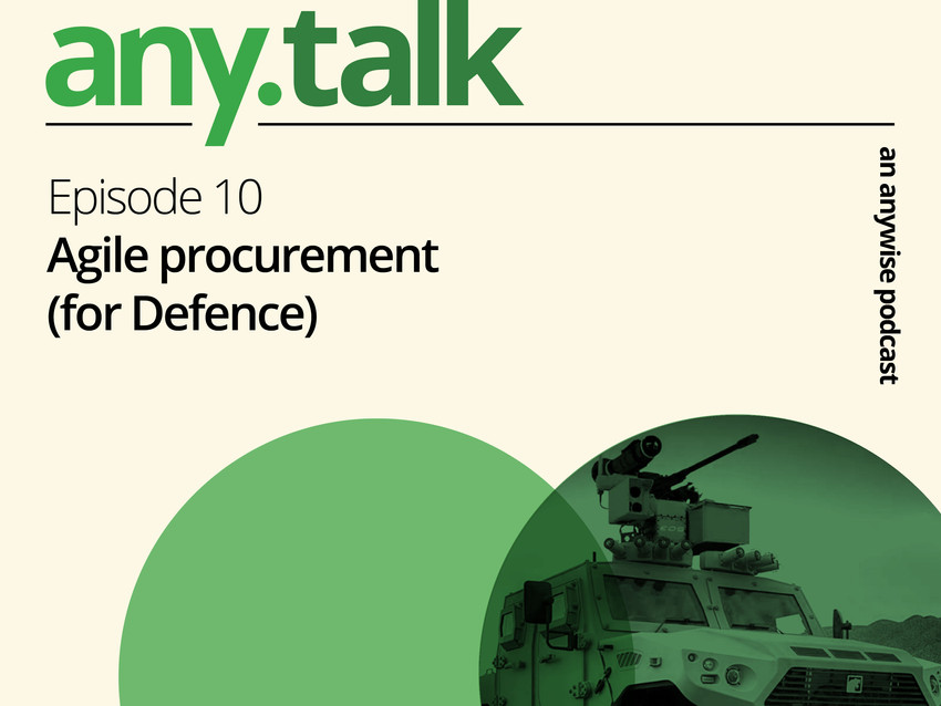 Any.Talk Podcast Episode 10 - Agile Procurement
