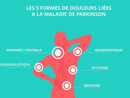 La douleur dans la maladie de Parkinson