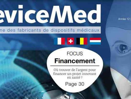 Device Med : L'intérêt d'un fabricant de DM à favoriser le financement participatif
