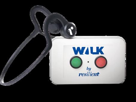 Découvrons le WALK, l'appareil qui aide les malades de Parkinson à rester autonomes