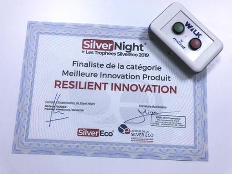 WALK - Finaliste Meilleure Innovation Produit Trophées Silver Eco