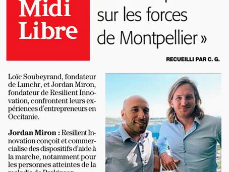 """Midi Libre - """"Il faut capitaliser sur les forces de Montpellier"""""""