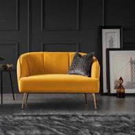 Dark Panelling with mustard sofa.jpg