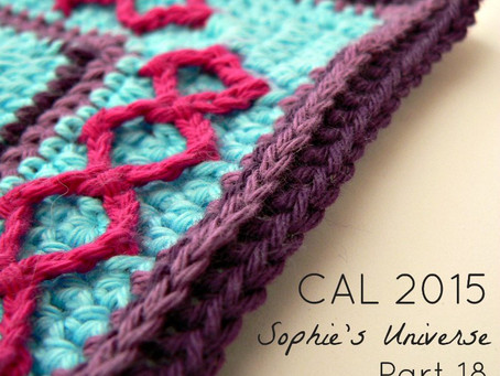 Sophie's Universe Osa 18 {CAL 2015}