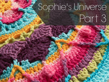 Sophie's Universe – Osa 3 {CAL 2015}