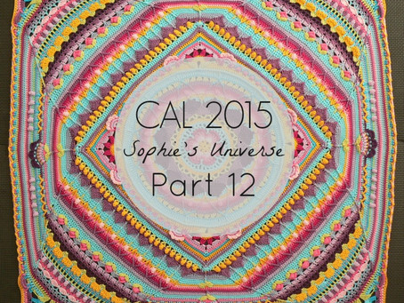 Sophie's Universe Osa 12 {CAL 2015}