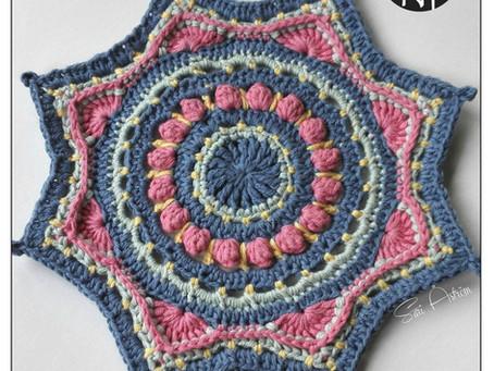 Anastasia - A Little Crochet Mandala