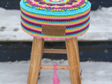 Sophie's Universe Stool