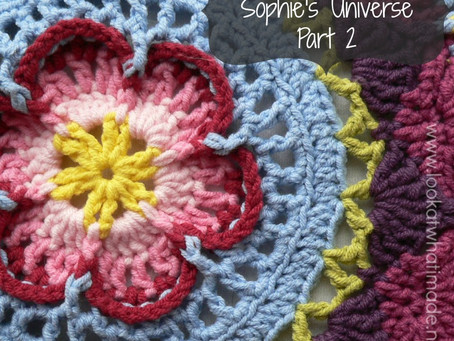 Sophie's Universe – Osa 2 {CAL 2015}