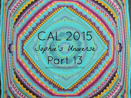 Sophie's Universe Osa 13 {CAL 2015}