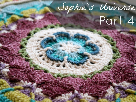 Sophie's Universe - Osa 4 {CAL 2015}